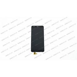 Модуль матрица + тачскрин для Asus ZB570TL, ZenFone Max Plus (M1), X018D, black