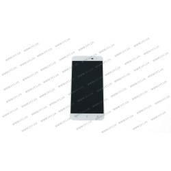 Модуль матрица + тачскрин для Asus ZE520KL, ZenFone 3, Z017DA, white