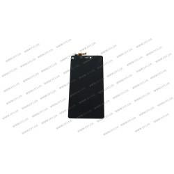 Модуль матрица + тачскрин для Xiaomi Mi 4с, black, оригинал