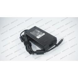 Оригинальный блок питания для ноутбука HP 19V, 9.5A, 180W, 7.4*5.0-PIN, black (397804-001) (без десктопового сетевого кабеля !)