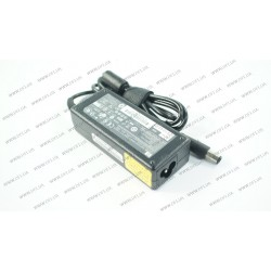 Блок питания для ноутбука HP 18.5V, 3.5A, 65W, 7.4*5.0-PIN, black (без кабеля!)
