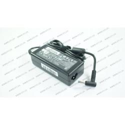 Блок питания для ноутбука HP 19.5V, 3.33A, 65W, 4.5*3.0-PIN, L-образный разъём, black (без кабеля!)