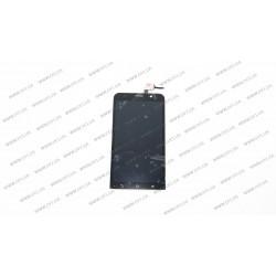 Модуль матрица + тачскрин для Asus ZE550ML, ZenFone 2, Z008D, black