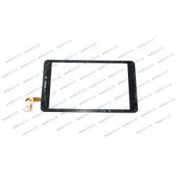 Тачскрин (сенсорное стекло) PB70PGJ3535, 7, внешний размер 236*183 мм, рабочий размер 198*49 мм, черный