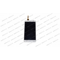 Модуль матрица + тачскрин для Huawei Ascend G750, Honor 3X, white