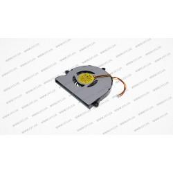 Оригинальный вентилятор для ноутбука DELL INSPIRON 3521, 15R 5521, 15R 5721 (074X7K 74X7K) (Кулер)