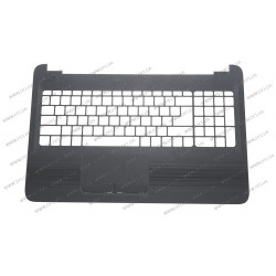 Верхняя крышка для ноутбука HP (15-AC, 15-AF, 250 G4), black
