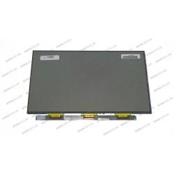 УЦЕНКА!Матрица 13.3 CLAA133UA02 (1600*900, 30pin(eDP), LED, SLIM(без ушек и планок), глянцевая, разъем слева внизу, th=1.5mm, for ASUS UX31A, UX31E, UX32) для ноутбука