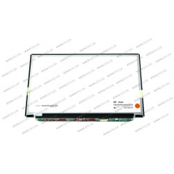 Матрица 12.5 LP125WH2-SPT1(1366*768, 30pin(eDP, IPS !!!), LED, SLIM(без планок и ушек), матовая, разъем справа внизу) для ноутбука