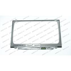 Матрица 14.0 N140BGA-EA4 Rev. C1 (1366*768, 30pin(eDP), LED, SLIM (вертикальные ушки), матовая, разъем справа внизу) для ноутбука