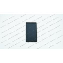 Модуль матрица + тачскрин для HTC Desire 700, Desire 700 Dual Sim , black