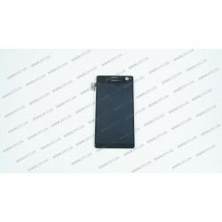 Модуль матрица + тачскрин для Sony E5343 Xperia C4 Dual, E5363, E5333, black, оригинал