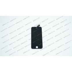 Модуль матрица + тачскрин для Apple iPhone 5, black, оригинал