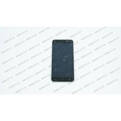 Модуль матрица + тачскрин для Asus ZE520KL, ZenFone 3, Z017DA, black