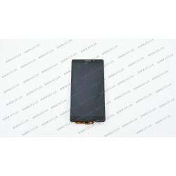 Модуль матрица + тачскрин для Huawei Ascend Mate 8, black