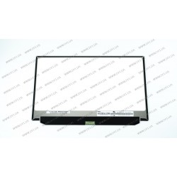 Матрица 12.5 N125HCE-GN1 (1920*1080, 30pin(eDP, IPS), LED, SLIM(без ушек и планок), матовая, разъем внизу по-центру) для ноутбука