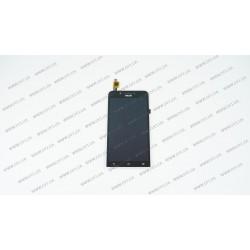 Модуль матрица + тачскрин для ASUS ZenFone Go (ZC500TG), 5, черный