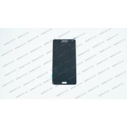 Модуль матрица + тачскрин  для Samsung Galaxy A7 (A700H, A700F), black (OLED)