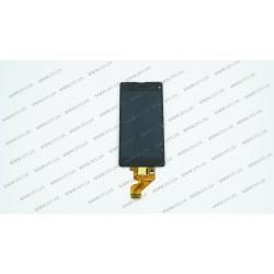 Модуль матрица + тачскрин для Sony Xperia Z1 Compact D5503, black