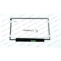 УЦЕНКА!!Матрица 10.1 B101AW06 V.1 (1024*600, 40pin, LED, SLIM(горизонтальные ушки), глянцевая, разъем справа внизу, W=233mm) для ноутбука