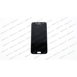 Модуль матрица + тачскрин для Samsung Galaxy J7 (J730F), black (PRC)