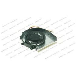 УЦЕНКА! ОТЛОМАНО УХО! Вентилятор для ноутбука MSIGE62 (CPU FAN), GE72, PE60, PE70, GL62, DC 5V 0.55A, 3pin (AAVID THERMALLOY PAAD06015SL)(Кулер)