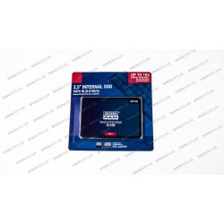 Жесткий диск 2.5 SSD  240Gb Goodram CL100 Series, SSDPR-CL100-240-G2, TLC NAND, SATA-III 6Gb/s, зап/чт. - 400/520мб/с