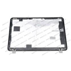 Крышка дисплея для ноутбука HP (Pavilion: 15-F), black + silver (cover for hinge)