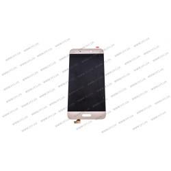 Модуль матрица + тачскрин для Xiaomi Mi 5, gold