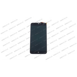 Модуль матрица + тачскрин для Meizu MX3, black