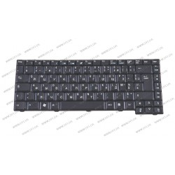 Клавиатура для ноутбука ACER (AS: 2930, 2930Z, TM: 6293, GW: NO20T) rus, black