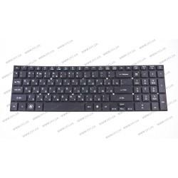 Клавиатура для ноутбука ACER (AS: 5951G, 8951G) rus, black, подсветка клавиш