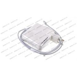 Блок питания для ноутбука APPLE MagSafe2 16.5V, 3.65A, 60W, White, T-образный разъём MagSafe2, с евро-адаптером