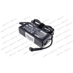Блок питания для ноутбука ASUS 19V, 3.42A, 65W, 4.0*1.35мм, L-образный разъём, black, для ASUS Zenbook UX32 (без кабеля!)