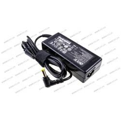 Блок питания для ноутбука ACER 19V, 3.42A, 65W, 5.5*1.7мм, L-образный разъём, black (без кабеля!)