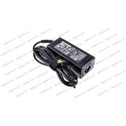 Блок питания для ноутбука ACER 19V, 2.15A, 40W, 5.5*1.7мм, 3 holes, black (без кабеля!)