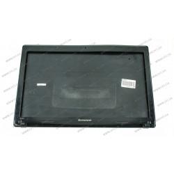 Крышка дисплея в сборе для ноутбука Lenovo (G570, G575), black