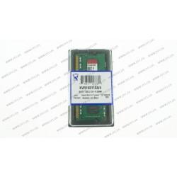 Модуль памяти SO-DIMM DDR3 4Gb 1600Mhz PC3-12800 Kingston для Ноутбука, 1.5V, CL11-11-11 (KVR16S11S8/4)