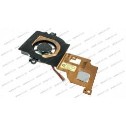 Оригинальный вентилятор для ноутбука SAMSUNG N127, N130, N140 (BA31-00084A) (Кулер)