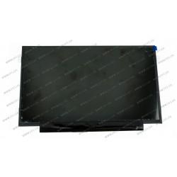 Матрица 10.1 B101AW06 V.1 (1024*600, 40pin, LED, SLIM(горизонтальные ушки), глянцевая, разъем справа внизу, W=233mm) для ноутбука