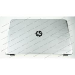 Крышка дисплея в сборе для ноутбука HP (Pavilion: 15-AC, 15-AF), silver