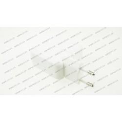 УЦЕНКА! СЛЕДЫ ВСКРЫТИЯ! Оригинальный блок питания для ноутбука APPLE USB-C 29W (14.5V/2A, 5V/2A), Type-C, USB3.1, White (с кабелем!) (A1534. A1540)