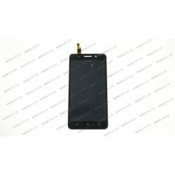 Модуль матрица + тачскрин Huawei Honor 4X, black