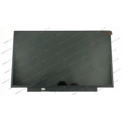Матрица 13.3 HB133WX1-201 (1366*768, 30pin(eDP), LED, SLIM(планки по бокам), матовая, разъем справа внизу) для ноутбука