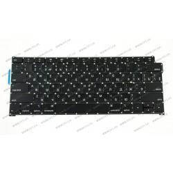 Клавиатура для ноутбука APPLE (MacBook Air: A1932 (2018)) rus, black, (ОРИГИНАЛ)