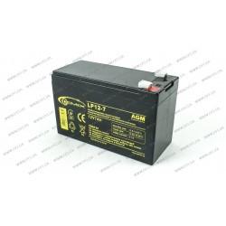 Аккумуляторная батарея Gemix LP12-7.0, Емкость: 7Ah, 12V, размеры: 151х65х95мм (ИБП UPS)
