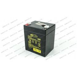 Аккумуляторная батарея Gemix LP12-4.5, Емкость: 4.5Ah, 12V, размеры: 90x70x101мм (ИБП UPS)