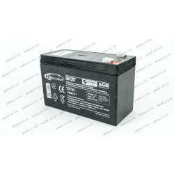 Аккумуляторная батарея Gemix GB 12V-7.0,  Емкость: 7Ah, 12V, размеры: 63x150x90мм (GB1207)