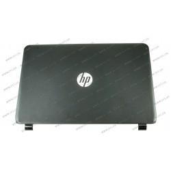 Крышка дисплея для ноутбука HP (Pavilion: 15-G, 15-R,  250 G3, 255 G3, 256 G3), black (глянец)