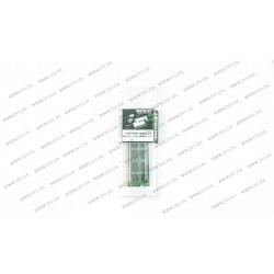 Модуль памяти SO-DIMM DDR3L 4Gb 1600Mhz PC3-12800 Patriot Signature Line Series, 1.35V, CL11 (PSD34G1600L2S)